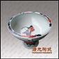 厂家供应陶瓷大缸 陶瓷鱼缸 装饰景观陶瓷大缸